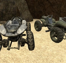 Halo 3 Scorpion and Mongoose For Garry's Mod Image 1