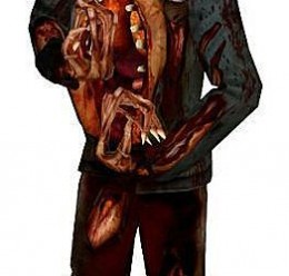 hl2 beta zombie skin+sounds For Garry's Mod Image 1