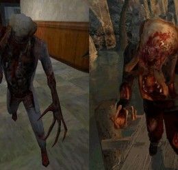 hl2 beta zombie skin+sounds For Garry's Mod Image 3