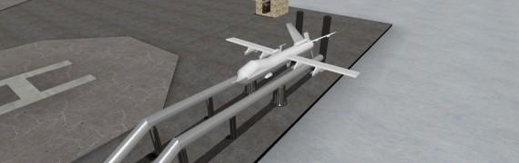 Statua's Predator UAV DUPE