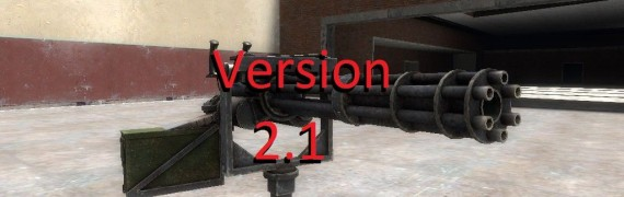 USABLE L4D TURRET V2.1!!!!!