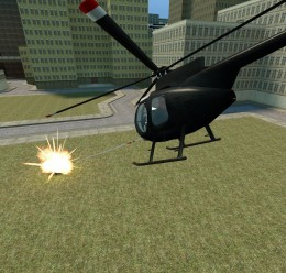 Helicopter vehicle For Garry's Mod Image 3