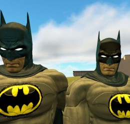 Batman Classic Skins V2 For Garry's Mod Image 1