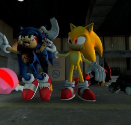 Sonic The Hedgehog Mod 2009 For Garry's Mod Image 3