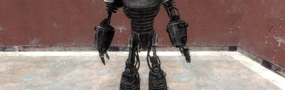 Liberty Prime Playermodel and
