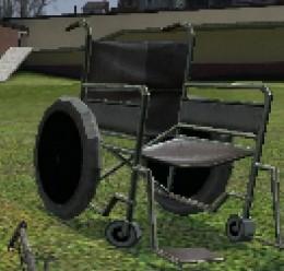 wheelchair_(prop).zip For Garry's Mod Image 1