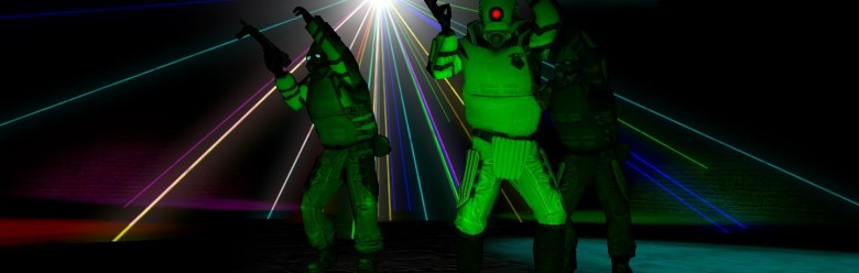 Raveball SWEP For Garry's Mod Image 1