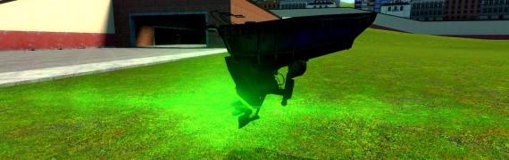 Combine Combat Scanner SNPC