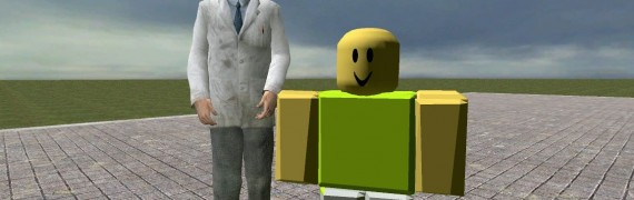 Robloxian Npc Fixed