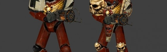 Warhammer playermodels