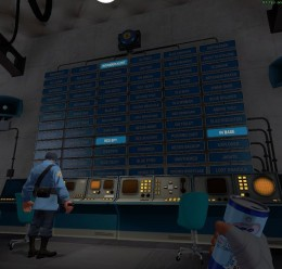 Meet the Spy Map Replica For Garry's Mod Image 1