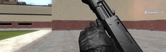 CS:S Weapon Models Retextured