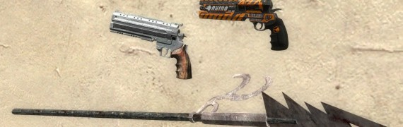 FO3 Custom Weapon Ports