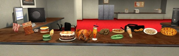 Dead Rising 2 Food items rips