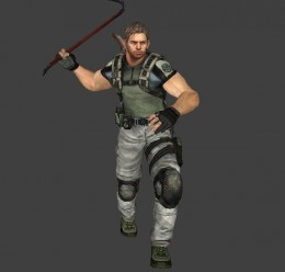re5_player_model_pack.zip For Garry's Mod Image 1