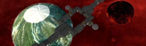 flyable_space_ship.zip