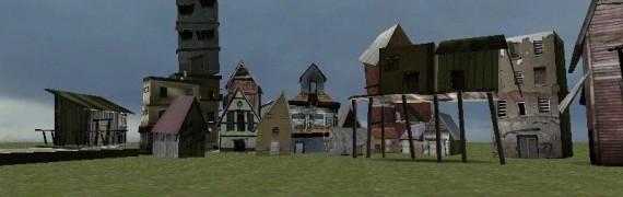 Shantytown Props