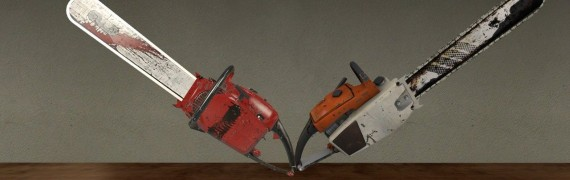 L4D2 Evil Dead chainsaw hexed
