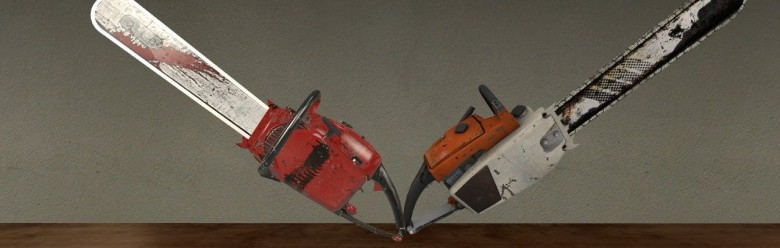 L4D2 Evil Dead chainsaw hexed For Garry's Mod Image 1