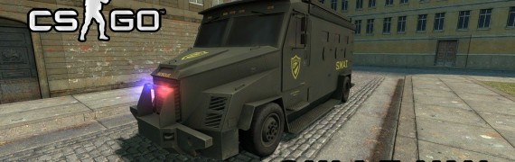SWAT Van From CS:GO (SCars)