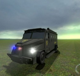 SWAT Van From CS:GO (SCars) For Garry's Mod Image 3