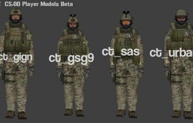 CS-GO Players v1.2 For Garry's Mod Image 1