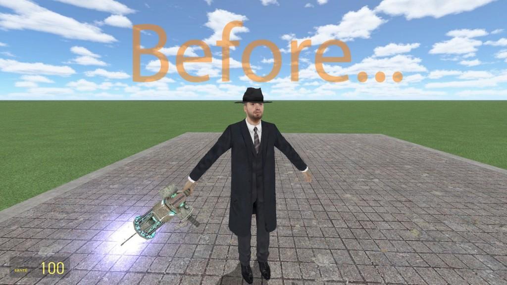 PlayerModel BUG  - Garry's Mod - Facepunch Forum