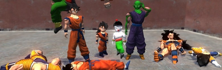dragonballz.zip For Garry's Mod Image 1