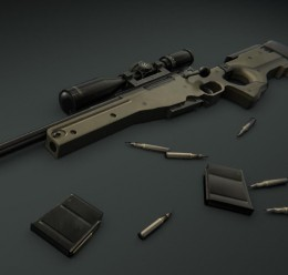 The L96A1 SWEP preview 1