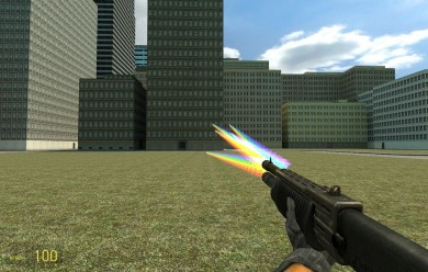 nyan_guns.zip For Garry's Mod Image 1