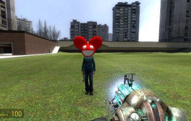 deadmau5_helmet.zip For Garry's Mod Image 1