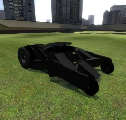 Drivable Batman Tumbler For Garry's Mod Image 1