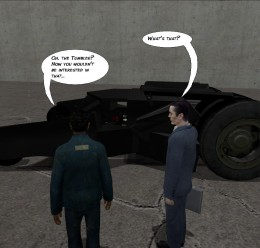 Drivable Batman Tumbler For Garry's Mod Image 3
