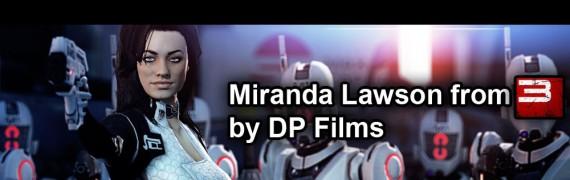 Mass Effect 3 Miranda Lawson