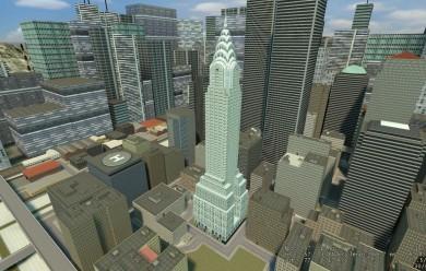 GTA IV Chrysler building For Garry's Mod Image 1