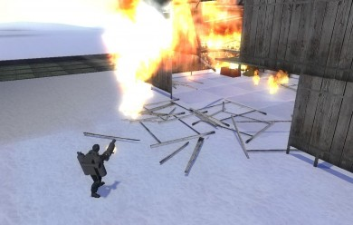 Flame Thrower For Garry's Mod Image 1