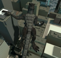Gino (Godzilla 1998) For Garry's Mod Image 3