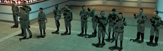 Sci-Fi Uniforms v2.5