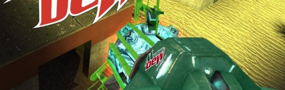 Mountain Dew GravityGun!
