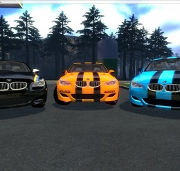 bmw_skins.zip For Garry's Mod Image 1
