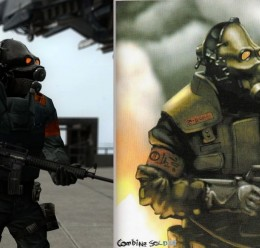 Concept Combine Player For Garry's Mod Image 3