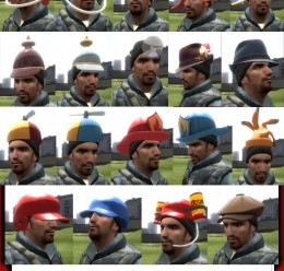 All Wearable TF2 Hats For Garry's Mod Image 2