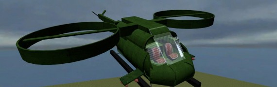 Avatar helicopter + police hel