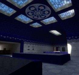 de_bluecorridor.zip For Garry's Mod Image 1
