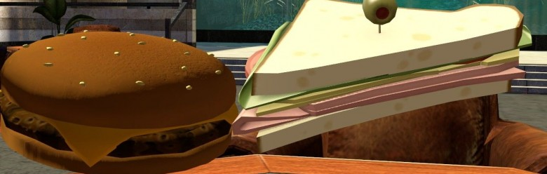tf2_cheeseburger_sandvitch_hex For Garry's Mod Image 1