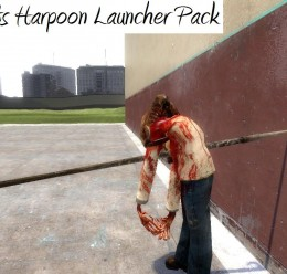 Harpoon Cannon Pack For Garry's Mod Image 1