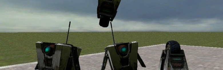 Claptrap For Garry's Mod Image 1