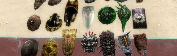 Morrowind Shields