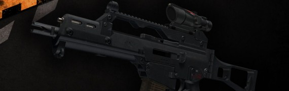 Smg Replacement G36C