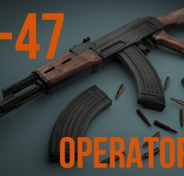 AK-47 For Garry's Mod Image 1